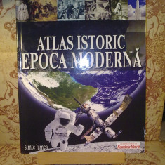 Atlas istoric - Epoca moderna