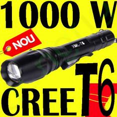 Lanterna LED CREE T6