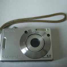 Sony Cyber-shot DSC-W30, DEFECT . - Aparat Foto compact Sony, 5 Mpx, 3x