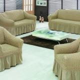 HUSA CANAPEA - SET 1 canapea de 3p si 1 canapea de 2p si 2 fotolii - accesoriu mobila