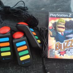 Vand Jocuri PS2 Activision, playstation 2, aventura pt copii, LA PACHET SAU LA BUCATA, BUZZ, Arcade, 3+, Multiplayer