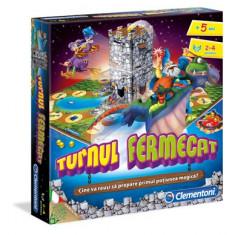 Joc Turnul Fermecat - Clementoni 60207 - Jocuri Logica si inteligenta