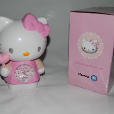 Ceas Hello Kitty desteptator.Model Unic.