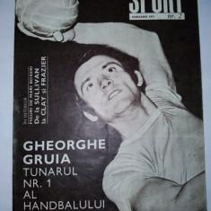 Revista SPORT Nr. 2 / 1970 Articol : rugby - U Timisoara