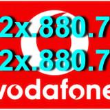 CARTELE - NUMERE - AUR_VIP_PLATINA_GOLD_SPECIALE_CARTELA_MICRO-SIM_VODAFONE_1 NUMAR_FAVORIT______ 072x.880.736 _____ 072x.880.759 _____ 12 __LEI__NR - Cartela Vodafone