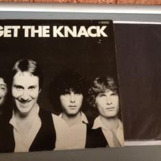 THE KNACK - GET THE KNACK(1979/EMI REC) - DISC VINIL/PICK-UP/VINYL - made in RFG - Muzica Rock capitol records