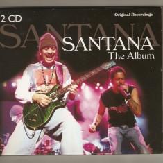 SANTANA - pachet 2 CD original - Muzica Blues deutsche harmonia mundi