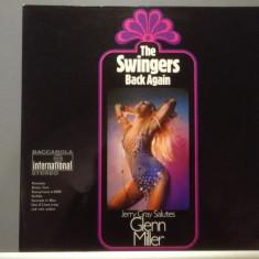 THE SWINGERS BACK AGAIN-jerry gray -GLENN MILLER(1969 / ARIOLA REC/RFG ) - VINIL - Muzica Rock
