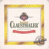 Cartonas de colectie - Suport de pahar / Biscuite CLAUSTHALER