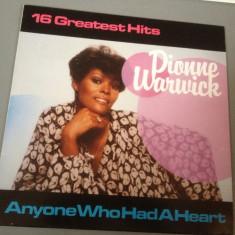 DIONNE WARWICK - 16 GREATEST HITS (1983 /MCA REC/RFG)- DISC VINIL/PICK-UP/VINYL - Muzica Rock ariola