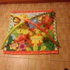 Saltea joaca Jungle Discorey Lorelli Toys - Bertoni - Jucarie interactiva Bertoni, Unisex