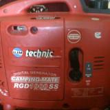 vand generator de curent 4 timpi silentios,portabil