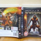 Conan (PS3)  (ALVio) + sute de alte jocuri PS3 ( VAND / SCHIMB )