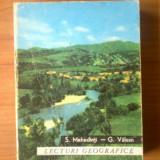 Carte Geografie - T Lecturi Geografice - S. Mehedinti, G. Valsan