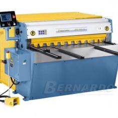 Ghilotina industriala cu motor BERNARDO model MTH 1250 x 3