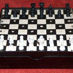 Mini joc de sah (95 x 95 mm) - Set sah