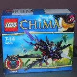 Lego Legends of Chima 70000 Razcal's Glider