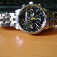 Vand ceas Tissot PRC 200 - autentic - Ceas barbatesc Tissot, Casual, Quartz, Inox, Tahimetru
