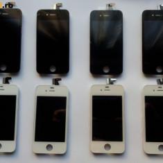 LCD ECRAN TOUCHSCREEN PENTRU IPHONE 4S - DISPONIBIL PE ALB SI NEGRU - Display LCD, iPhone 4/4S