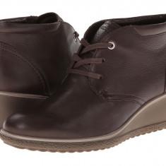 Boots femei ECCO Camilla Wedge Ankle Boot | 100% originals | Livrare cca 10 zile lucratoare | Aducem pe comanda orice produs din SUA - Cizme dama