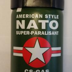 Spray paralizant - Spray lacrimogen cu piper NATO pentru autoaparare