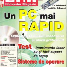 CHIP COMPUTER MAGAZIN nr. 3 / 2000, ed. Vogel Publishing SRL, Brasov - Revista IT