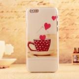 Husa rigida Iphone 6 4,7 + folie protectie ecran + expediere gratuita Posta