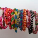 Bratari din elastice /Elastic Bracelets