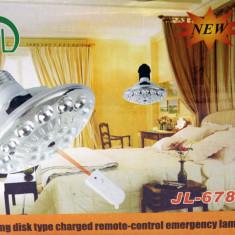 Bec/neon - Bec economic cu telecomanda