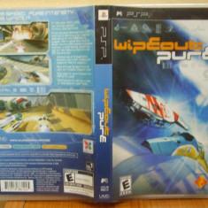 WipEout Pure (PSP) (ALVio) + sute de alte Jocuri PSP Sony (VAND / SCHIMB ), Simulatoare