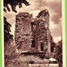 Rodna Oradna cetate ruinele cetatii 1941 Bistrita Nasaud - Carte Postala Transilvania dupa 1918