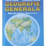 Manual Clasa a V-a, Geografie, Teora - GEOGRAFIE - Manual pentru clasa a V-a, Editura TEORA