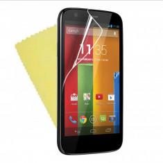 2X FOLIE FOLII Motorola Moto G 1st gen clare clara (SET DE 2 BUC) + LAVETA DE STERS- TRANSPORT GRATUIT POSTA RO ! - Folie de protectie