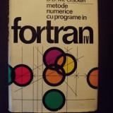 METODE NUMERICE CU PROGRAME IN FORTRAN IV - W.S. DORN,D.D.Mc CRACKEN