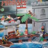 Corabia piratilor joc constructir tip lego