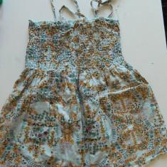 Rochita, rochie de vara pentru fetite, marimea 3-4 ani, de vara, lejera, Culoare: Din imagine