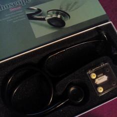 Stetoscop Spirit Deluxe All Black stare perfecta - pret real 180 ron