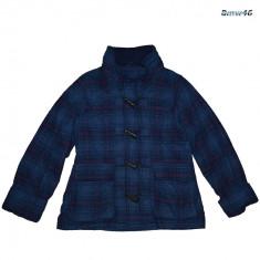 Palton stofa de fete firma L.O.G.G. by H&M marimea 152 cm pentru 12 ani H&m