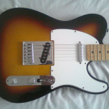 Chitara electrica - Vand Fender Telecaster Mexican