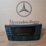 Rama adaptoare - Mercedes E Class W211, Casetofon