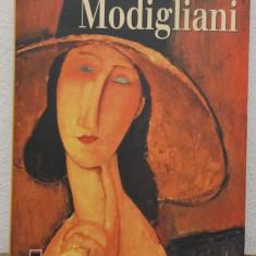 MODIGLIANI - COLECTIA VIATA DE ARTIST /RAO - Album Pictura