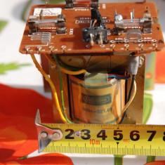 Transformator GRUNDIG - Pri:220V/110V - Sec: 27V si 9 V
