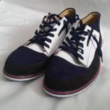 Pantofi barbati - Pantofi piele Tommy Hilfiger casual