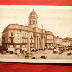 Ilustrata Arad -Bul. Regina Maria 1945 - Carte Postala Transilvania dupa 1918, Circulata
