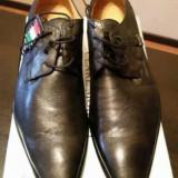 Pantofi barbati - Pantofi Clare Morris originali Italia, noi, marimea 45.
