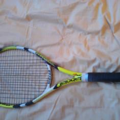 Racheta Babolat C-drive ltd - Racheta tenis de camp Babolat, SemiPro, Adulti, Grafit/Carbon