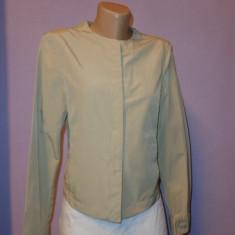 Geaca primavara Armani Jeans bej 100% originala - Geaca dama Armani, Marime: S/M, Microfibra