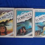 ANNE MARIE DESMAREST - TORENTE * 3 VOLUME - 1992