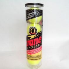 Minge tenis de camp - Set 4 mingi de tenis CRANE Sports, Made in Irlanda.