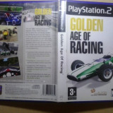 Golden age of racing  - JOC PS 2 Playstation   ( GameLand )